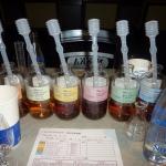 ニッカブレンダーズ・バー ウイスキーセミナー「マイブレンドウイスキーづくりに挑戦」のご報告