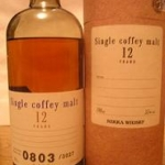 Single coffey malt 12年