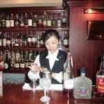 単独インタビュー第8弾 2011年 年明けインタビュー企画「Bar DOVECOT バーテンダー渡邊 真弓さんを迎えて(5)」