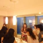 6/25(水)開催 Whisky Concierge Presents第3回女性限定ウイスキーイベント 「ラグジュアリー&スイートなひととき~ファッションとウイスキーのコラボレーション~」のご報告(交流会編)