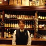 単独インタビュー第14弾(2012年) 「WODKA Tonic バーテンダー三原 幸佳さんを迎えて(最終章)」